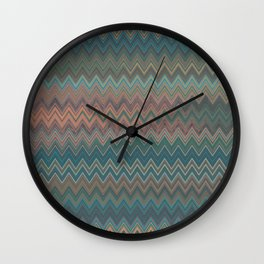 Digital Stitch Wall Clock