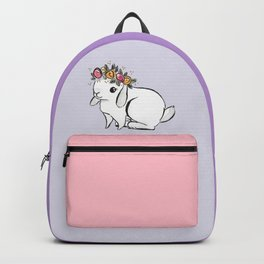 Lovely Bunny Backpack