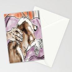 Corgi 3 Stationery Cards