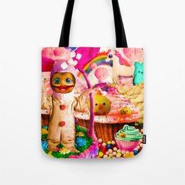 Legend of Kid Bunny Tote Bag