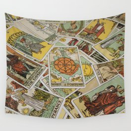Tarot Cards Wall Tapestry