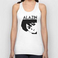 ALAZIN Unisex Tank Top