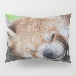 Red_Panda_20150705_by_JAMFoto Pillow Sham