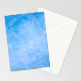 Clear Blue Sea Stationery Cards