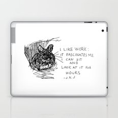 Drawing a day goes 100 Laptop & iPad Skin