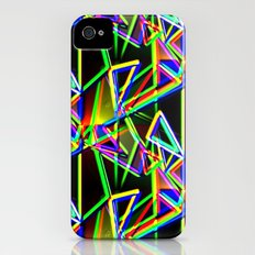 Neon Mess iPhone (4, 4s) Slim Case