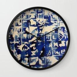 Ancient Ocean Wall Clock