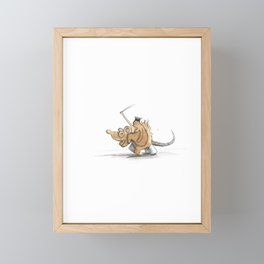 """the coffeemonsters """"i draw what you see"""" 8 Framed Mini Art Print"""