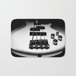Bass Lines Bath Mat