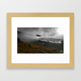 Glenfinnan Viaduct Framed Art Print