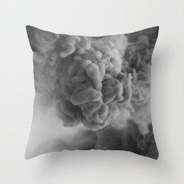 Smoked Throw Pillow