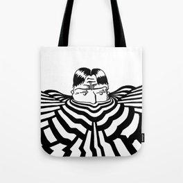 Ripplescape #2 Tote Bag