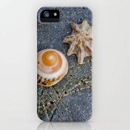 shell duo iPhone Case