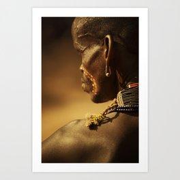 Ethiopia 16 Art Print