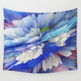 Abstract 108 Wall Tapestry