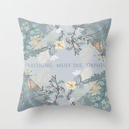ORPHEUS Throw Pillow