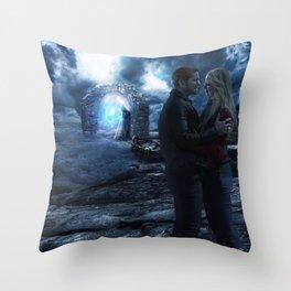 I found you Throw Pillow