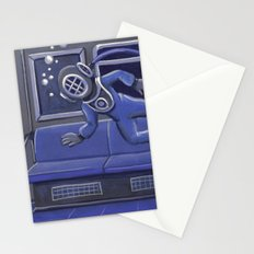 Subway Bends Stationery Cards