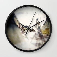 Tom Feiler Aboriginal Mother and Child Wall Clock