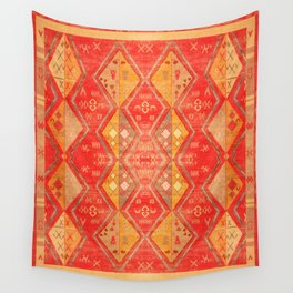N254 - Oriental Heritage Antique Traditional Tropical Color Moroccan Style Wall Tapestry