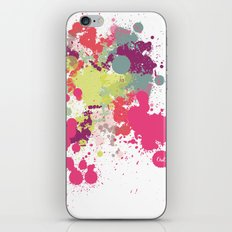 out splash iPhone & iPod Skin