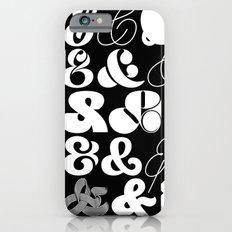 25 Ampersands iPhone 6s Slim Case