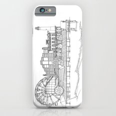 The Jersey Shore by the Downtown Doodler Slim Case iPhone 6s