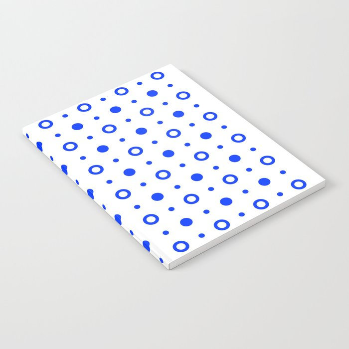 Dots / White Notebook