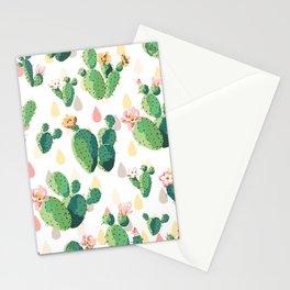 cacti pattern #society6 #decor #buyart #homedecor Stationery Cards