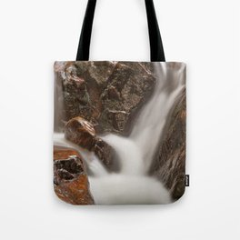Shelving Rock Stream Tote Bag