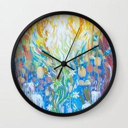 Prayer Wall Clock