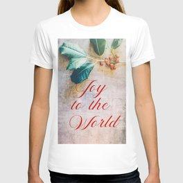 Joy to the World 2 T-shirt
