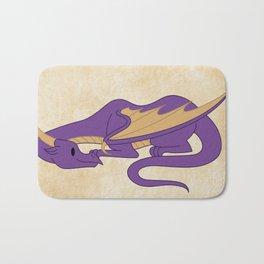 European Dragon Bath Mat