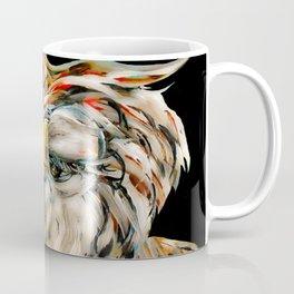 Flirtatious Owl Coffee Mug