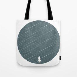 Rainy mood Tote Bag