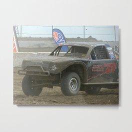 2017 MORR Super Stock Truck Metal Print