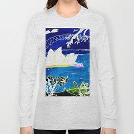 Sydney Opera House    AUSTRALIA                 by Kay Lipton Long Sleeve T-shirt