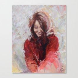 Yoonmin Canvas Print