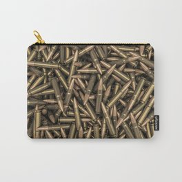 Rifle bullets Carry-All Pouch