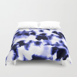 Kindred Spirits Blue Duvet Cover