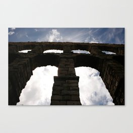 """""""Conectando con Roma"""" Canvas Print"""