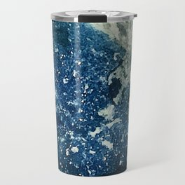 Azurite Waves Travel Mug