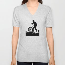 Sky Rider 2 Unisex V-Neck
