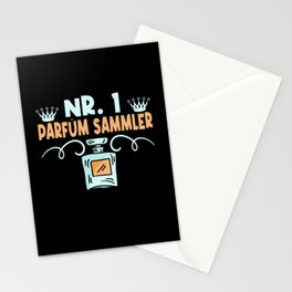 Perfume Collector No 1 Stationery Cards