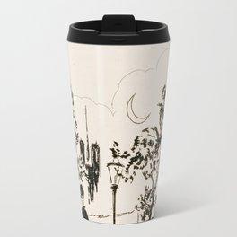 Notre-Dame, 1866 Illustration Travel Mug