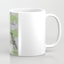 The World Traveler Coffee Mug