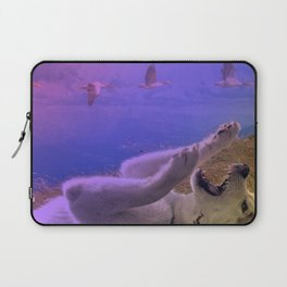 Siberian Husky Digit. Edition Laptop Sleeve
