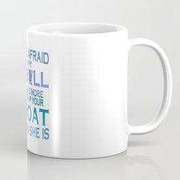 FEMALE PIT BULL Coffee Mug
