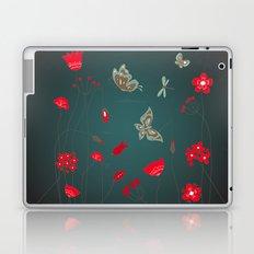 Tatemae Japanese Green Laptop & iPad Skin