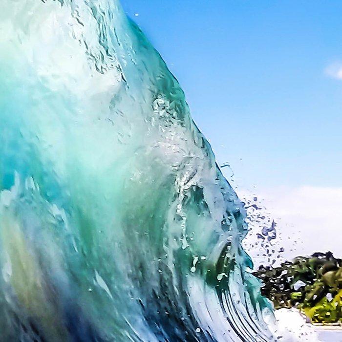 Wave Wall Leggings